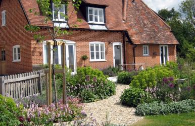 Cottage Garden Design (Romsey, Hampshire)