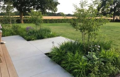 Contemporary Garden Design (Hampshire)