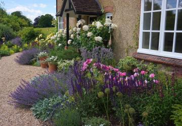 Cottage Garden Design (Hampshire)