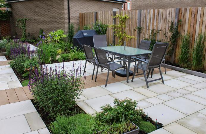 Contemporary Garden Design (Chichester, Sussex)