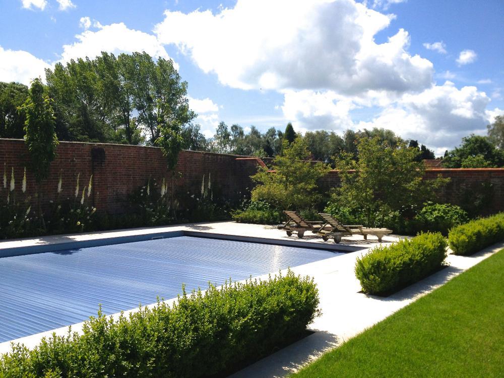 Country Estate Garden Design (Hampshire) | Amy Perkins ...