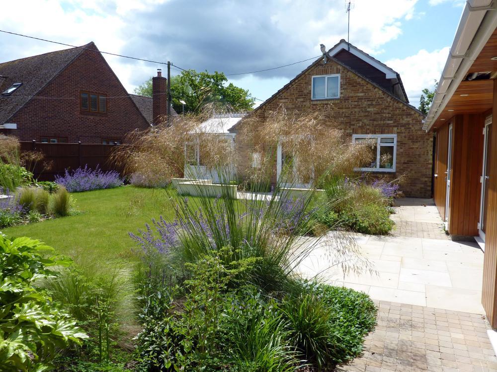 Modern Garden Design (Romsey, Hampshire) | Amy Perkins ...