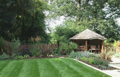 Entertaining Garden Design (Hampshire)
