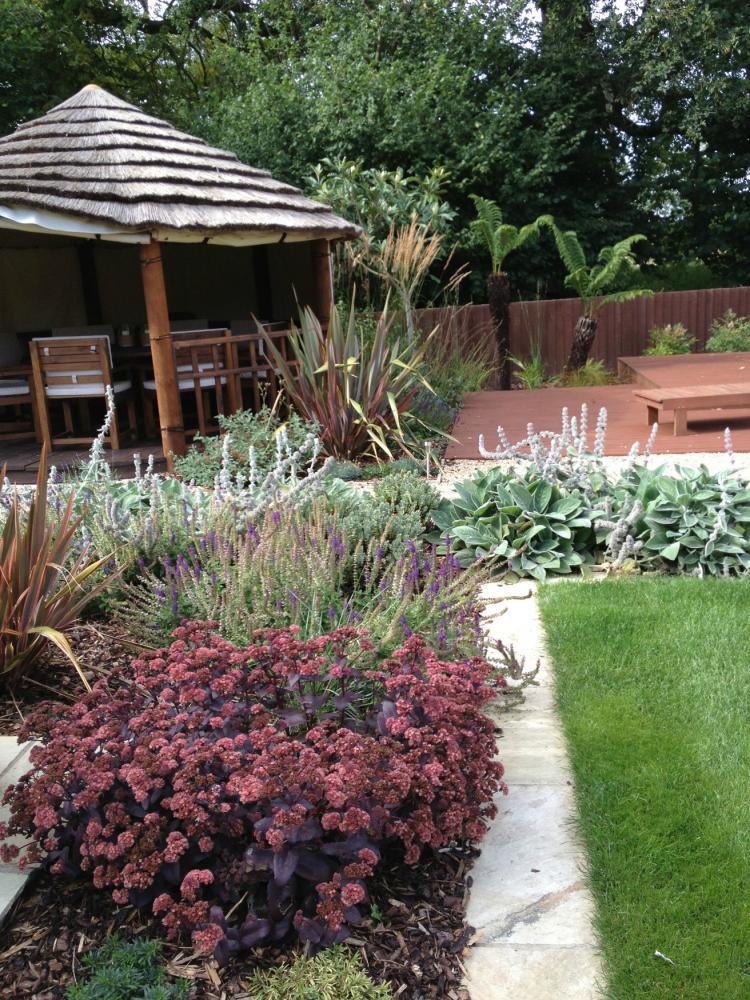 Entertaining Garden Design (Hampshire) | Amy Perkins ...