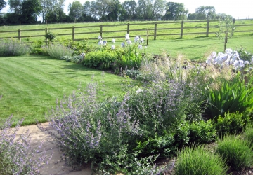 Rural Garden Design (Hampshire)